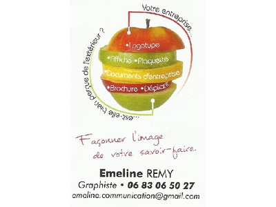 Emeline REMY - GRAPHISTE